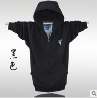 new 2013 the sport suits big size track suit the coat hoody the suit casual men outdoors hot selling autumn free   brand