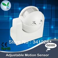 High quality LED infrared automatic sensor light,New Home Auto PIR Keyhole Motion Detection Sensor LED Light