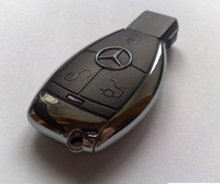 UP043 Mercedes Benz car / many key USB flash 128M 2GB 4GB 8GB 16GB 32GB memory stick pen drive free shipping