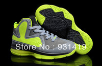 USPS  Cheap Lebron Kids Basketball Shoes, Children sports SHOES, Buy Lebron 9 shoes for boys euro 29-34