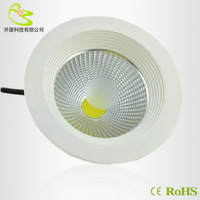 Free shipping 3w 2.5inch cob 3w led embedded light  85-265v 300lm High quality led ceiling downlight
