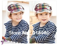 2014 New Baby hats/Children pilot cap/winter boy's&girl's warm earflaps hats Kids airforce cap Bomber Hats/1-5 years old/AtY
