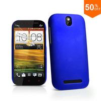 1pcs /lot New Hybrid Hard Case For HTC Desire SV T326E Slim Matte Skin with blue, purple, red, black, white