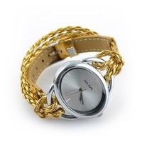 100 piceses Hot Sale wholesale luxury ladies wristwatches for women gift fashion watch clock designer ROMA quartz watch