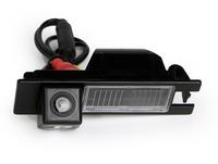 CCD Car Reverse Camera for Opel Astra J Vectra Antara Corsa Zafira Backup Rear View Parking Kit Night Vision Free Shipping