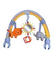 buggy arch baby stroller /car hanging blue Mirror toys - Elephant