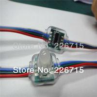 12mm LPD6803 Pixel Modules,IP66;DC5V Input;Full Color;50pcs/lot