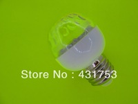 10/PCS  Free shipping   Colorful 0.5W 8 SMD LED mini night light bulbs , lamp Model : E27 110V-240V/AC