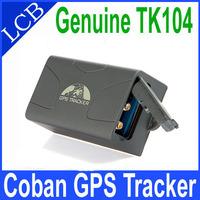 New! GSM GPRS GPS Tracker for car auto, Car/vehicle GPS tracker GPS TK104 free shipping