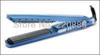 """Free Shipping Nano Titanium Straightening Iron Digital Ionic Straightener 1 1/4""""  Plate GIC-HS102"""