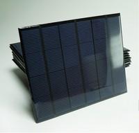 Polysilicon solar panels, 6V 3.5W Solar Panels, Small Solar Panel Power Supply System
