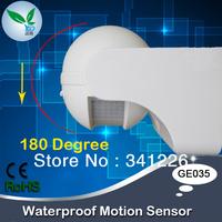 free shipping 180 degree motion sensor switch,inlay High sensitive infrared sensor light switch
