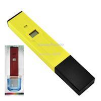 Dropshiping  Digital PH Meter/Tester 0-14 Pocket Pen Aquarium Wholesale retail B16 1072