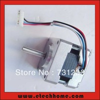 6-lead Frame 39mm NEMA 15 Stepper Motor with 12N.cm Length 34mm 1.8 degree CE CNC Stepping Motor