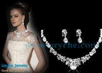 T6970,New 2013 Fashion bridal jewelry set,costume Jewelry Sets