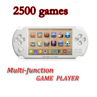 4.3 inch 4G  shock game console Bulit in Camera FM TV OUT Handheld Game Player Free 5000 games