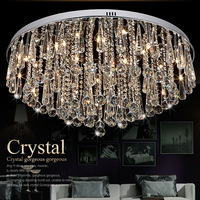 2013 New Lights Lamp Led Crystal Ceiling lights Living room lamp Modern lamp Bedroom lamp Free shipping
