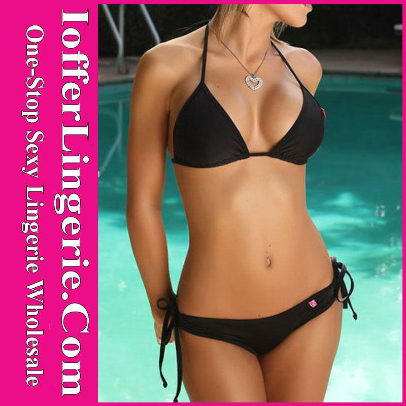 Fashion Print Bikinis Set New 2014 Swimsuits Sexy Satin Vintage Bikini Monokini Swimsuit Hot Swimwear Women 16024(China (Mainland))
