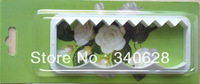 Factory Wholesale  New Cake Decoration Cutters Pressing Mould 10sets/lot