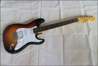 100% New Stratocaster style sunburst Electric Guitar st018