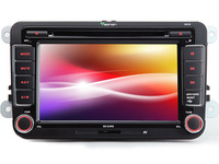 "7"" 2Din Car DVD Player GPS Stereo Radio for Volkswagen VW PASSAT B6/SAGITAR/MAGOTAN/TOURAN/TIGUAN/GOLF 6/JETTA (2009- 2011)"