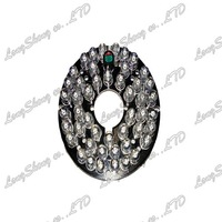 IR Infrared 48 Leds 940nm Board for Security 80 Degrees CCTV Camera 5mm Led lamp