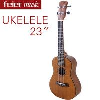 Enya 23'' Mahogany Concert Ukelele Aquila 4 String Rosewood Fingerboard Acoustic Small Guitar Ukulele Free Ukulele Bag