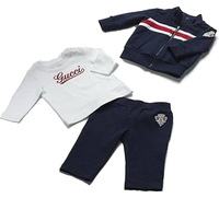 2014 new fall boy sets  casual sportwear children 3pcs clothing set tracksuit +long sleeve shirt  6pcs/lot