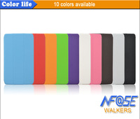 "For New google Nexus 7"" II 2nd tablet smart leather cover case free shipping"