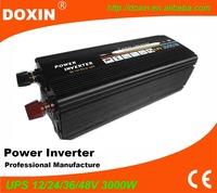 DC12V to AC220V 3000W Modified Sine Wave Power Inverter UPS