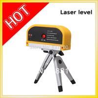 free shipping Multifunction Laser Level spirit level Leveler Vertical Horizontal Line measuring tool with tripod LV-08