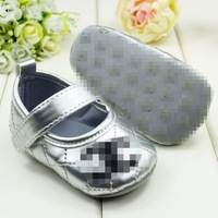 new 2013 Wholesale Free Shipping & Top quality Girls Shoes with Hook&Loop Shoes kids for Infant Newborn Baby, 3colors options