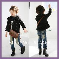 New 2014 Kids Coats European Style Clothing Baby Boy Clothing Boys Trench Coats Jacket Children Spring Autumn Jackets