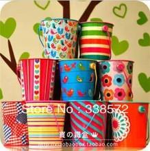 Free Shipping 10pcs/lot Garden Mini Tin Pail Bucket Flowers Keg Favor Box Kit Wedding favor Baby Shower Decoration Tin Boxes()