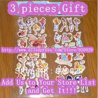 Winx Club Girl 07  50 pieces 6.75*16.9cm stickers