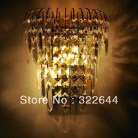 Hot selling LED  crystal wall lamp aslo for wholesale