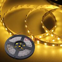 Free shipping Non-Waterproof 5M 5050 60 LED Strip 12V 55W Red/Blue/Yellow/Green/White/Warm White Strip Flexible Light