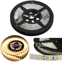 Hot selling!!! 5m 300 LED 5630 SMD 12V flexible light 60 led/m,LED strip, white/warm white