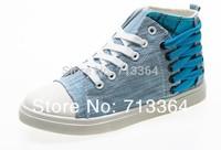 2014  fashion preppy style carved color block decoration platform single shoes women's shoes