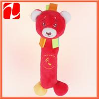 Best selling funny  sounding plush music animal, plush baby toy, plush animal toy