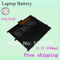 Free shipping Laptop Battery For Dell Vostro V13 V130 V1300 0PRW6G T1G6P