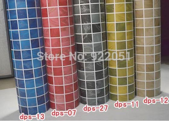 O envio gratuito de 4 p s lote pvc mosaico dps adesivos de - Panneau mural adhesif cuisine ...