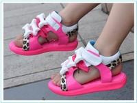 Free shipping! 2013 summer fashion girls velcro sandals/children shoes/children sandals/kids sandals