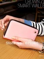Donbook long design multifunctional mobile phone bag card holder coin purse clutch day travel storage bag