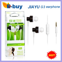 Original High Quality Wooden Earphone For JIAYU Phone JIAYU G4/JiaYu G3S/JIAYU G2S MTK6589 Android phone