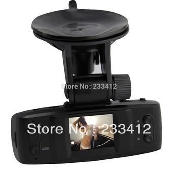 GS1000 Car DVR Ambarella  Full HD 1920*1080P 30FPS built-in GPS G-sensor and  4 IR led night vision 120 degree vide angle