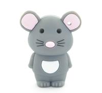 Zodiac Cute smart  Mouse cartoon Funny  animal usb flash drive custom/promotional plastic usb stick4GB 8GB 16GB    Free Shipping