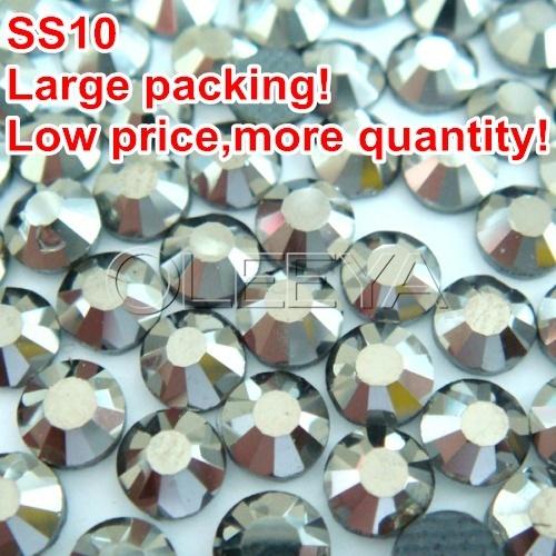 Стразы для одежды Oleeya ss10 500gross/dmc Rhinestonefix Y0361 заклепочник усиленный gross 40409