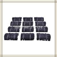 Free Shipping Rubber Rail Cover 12 PK Picatinny Rail Mount Covers Black