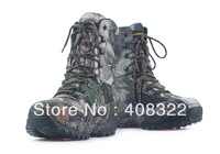FREE SHIPPING Brand New ARRIVE  Professional Camouflage Hunting Boot ,hunting shoes, Waterproof,Size 41-45,Camouflage Boot
